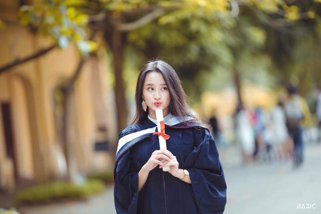Tân Đại sứ trường Ams: Xinh đẹp, học giỏi và đa tài - Ảnh 10.