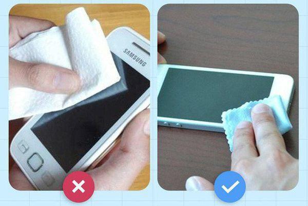 6 vật dụng bình thường không sao, dùng giấy ăn càng lau càng tệ, chẳng mấy chốc hỏng hẳn  - Ảnh 3.