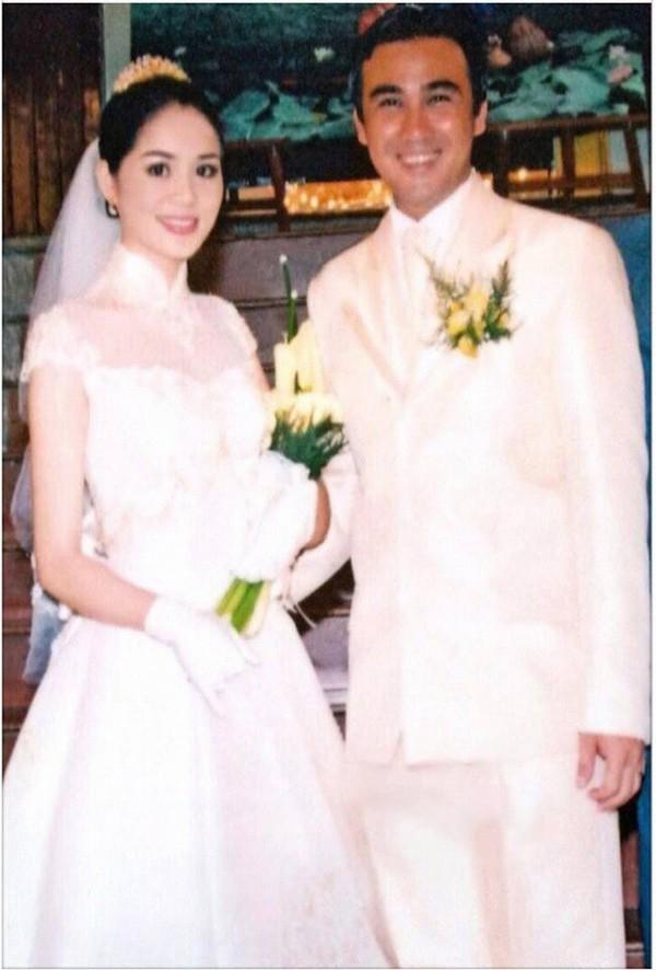 Người phụ nữ xinh đẹp đã giỏi lại giàu chung tình bên MC Quyền Linh suốt 14 năm - Ảnh 1.