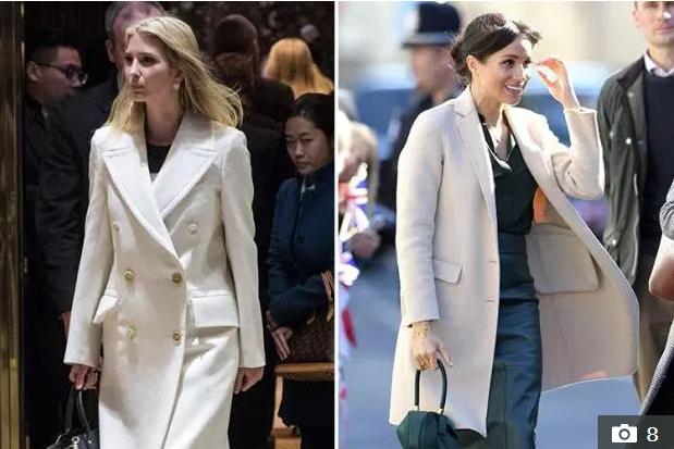 Trước khi chạm trán với con gái Tổng thống Mỹ, Meghan Markle từng phát cuồng, tôn sùng Ivanka Trump và tìm cách bắt chước phong cách - Ảnh 5.
