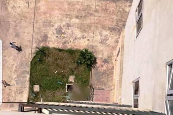 Con trai bị đuối nước, bà mẹ Nam Định nhảy từ tầng 7 bệnh viện tử vong - Ảnh 1.