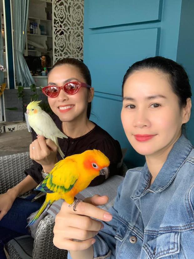 Đăng ảnh đi chơi cùng bạn thân, Tăng Thanh Hà khiến người hâm mộ lo lắng vì gầy gò đáng báo động - Ảnh 3.