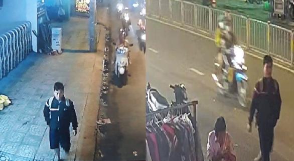 Truy tìm gã thanh niên mặt rỗ có mụn giết tài xế xe ôm lấy xe Suzuki - Ảnh 1.