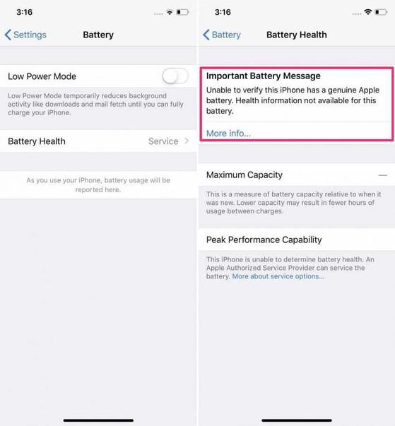 Cách kiểm tra iPhone đã bị thay màn hình hay chưa - Ảnh 2.