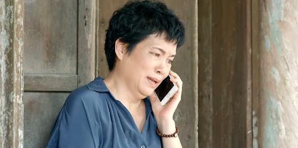 Hoa hồng trên ngực trái tập 16: Mẹ Thái chỉ nhận cháu trai, vứt cục tiền và quyết không nhận hồ ly về làm dâu - Ảnh 1.
