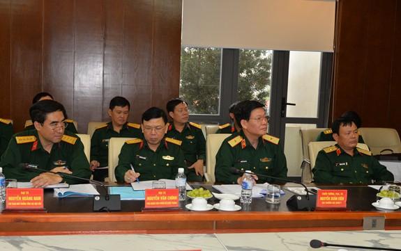 Bộ Quốc phòng và Bộ Y tế triển khai công tác kết hợp quân dân y năm 2019 - Ảnh 1.