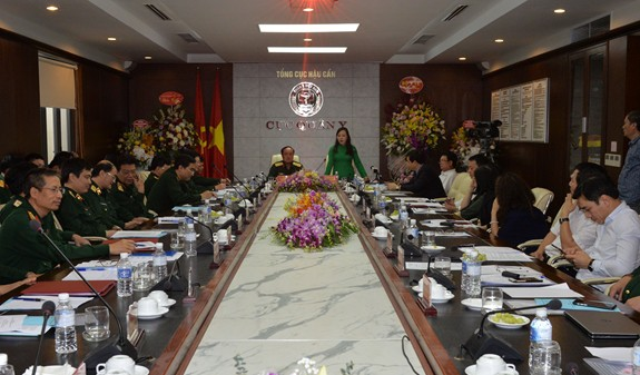 Bộ Quốc phòng và Bộ Y tế triển khai công tác kết hợp quân dân y năm 2019 - Ảnh 2.