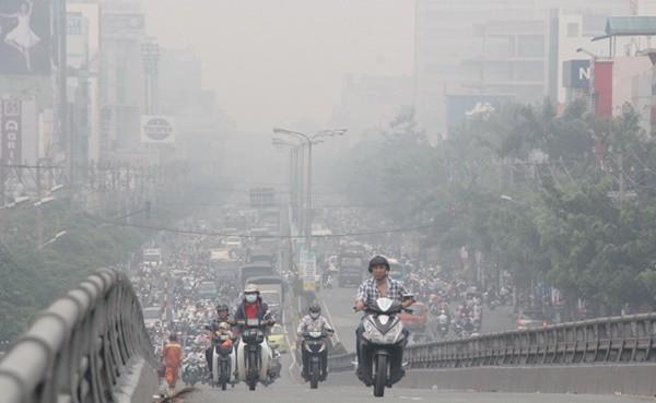 Ăn gì để khỏe mạnh trong bầu không khí ngày một ô nhiễm hiện nay - Ảnh 1.
