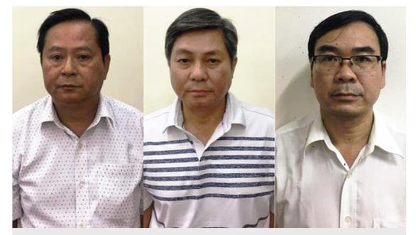 Nguyên Phó Chủ tịch UBND TP.HCM Nguyễn Hữu Tín chuẩn bị hầu tòa - Ảnh 1.