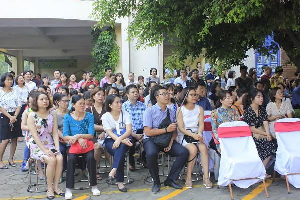 Khai giảng ấm áp của những học sinh khiếm thị trường PTCS Nguyễn Đình Chiểu - Ảnh 7.