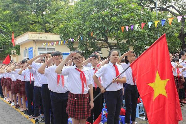 Khai giảng ấm áp của những học sinh khiếm thị trường PTCS Nguyễn Đình Chiểu - Ảnh 10.