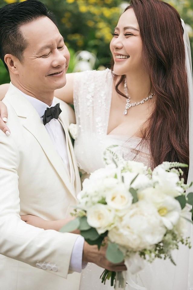 Lý do Phan Như Thảo và chồng đại gia chung sống 3 năm nhưng chưa đám cưới? - Ảnh 2.