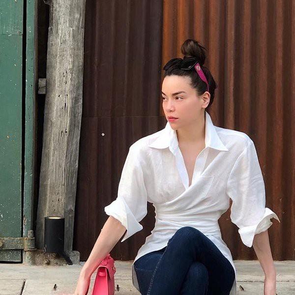 Lộ bí mật về kiểu tóc giúp loạt mỹ nhân Việt thăng hạng nhan sắc - Ảnh 12.