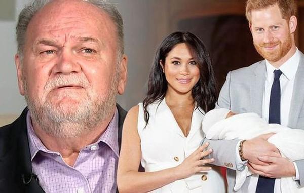 Hơn 1 năm không hề liên lạc, hiện tại mối quan hệ giữa Harry và bố vợ xấu đến mức nào? - Ảnh 2.