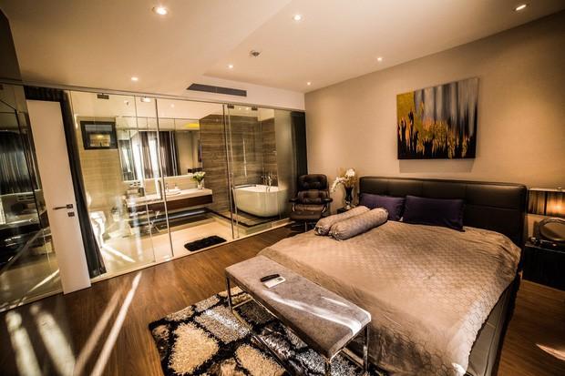 Hết gây choáng váng bằng căn hộ 10 tỷ ông bầu Vũ Khắc Tiệp lại tiếp tục khiến fan sốc với biệt thự triệu đô ở khu nhà giàu - Ảnh 3.