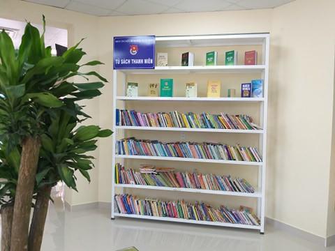 Hải Phòng: Đầu tư 600 triệu đồng xây dựng thư viện đọc sách miễn phí cho người dân  - Ảnh 6.