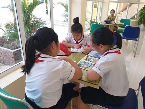 Hải Phòng: Đầu tư 600 triệu đồng xây dựng thư viện đọc sách miễn phí cho người dân  - Ảnh 3.