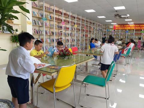 Hải Phòng: Đầu tư 600 triệu đồng xây dựng thư viện đọc sách miễn phí cho người dân  - Ảnh 5.