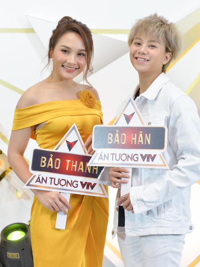"""VTV Awards 2019: Bảo Thanh nói gì khi """"qua mặt"""" Thu Quỳnh giành giải """"Diễn viên nữ ấn tượng""""? - Ảnh 2."""