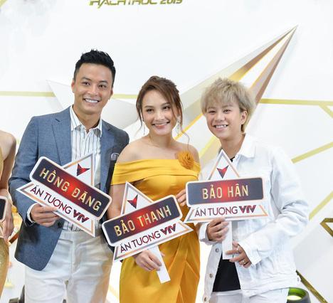 """VTV Awards 2019: Giành giải """"Diễn viên nam ấn tượng"""", NSND Trung Anh cảm thấy tiếc cho Hồng Đăng  - Ảnh 2."""