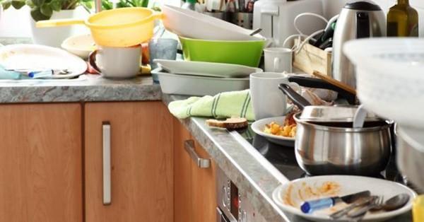 9 thói quen xấu thường thấy trong nhà bếp sẽ gây hại sức khỏe - Ảnh 1.