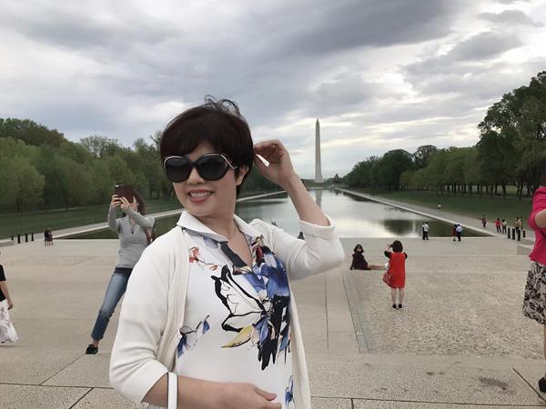 Nhan sắc trẻ trung ở tuổi U60 của diễn viên Ngọc Huyền, vợ cũ Chí Trung - Ảnh 3.
