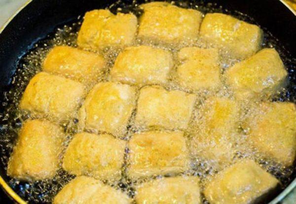 Cách làm bún đậu mắm tôm và pha nước chấm ngon tuyệt - Ảnh 3.