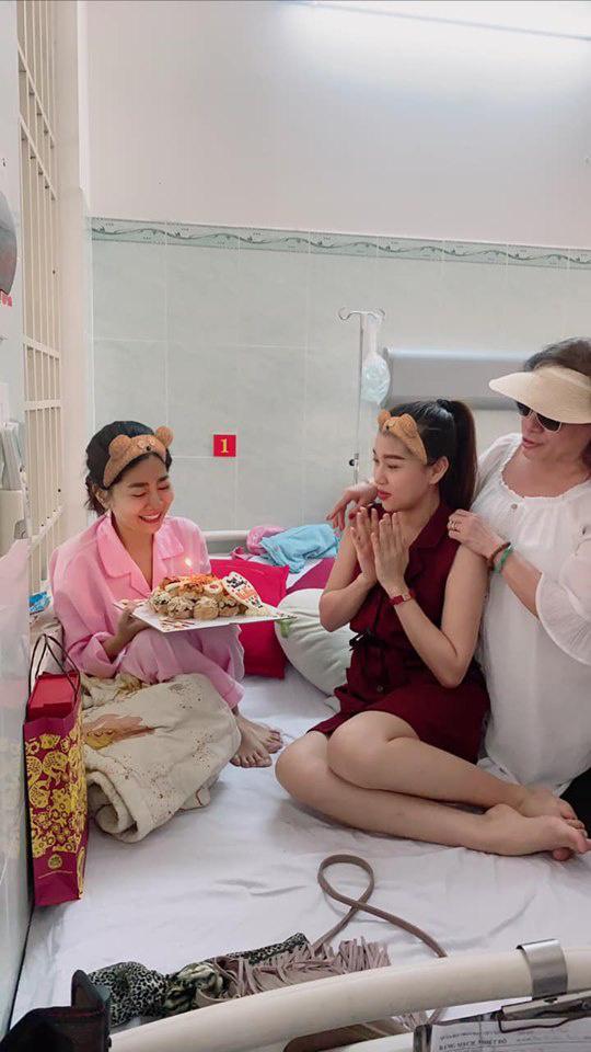 Tình trạng diễn viên Mai Phương ra sao khi đón sinh nhật trên giường bệnh? - Ảnh 2.