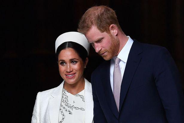 Công nương Meghan Markle nói gì với Hoàng tử Harry trước khi đưa ra quyết định rời Hoàng gia? - Ảnh 1.