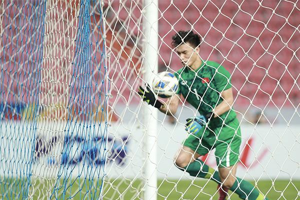 Thua phút cuối, U23 Việt Nam rời giải Châu Á - Ảnh 2.