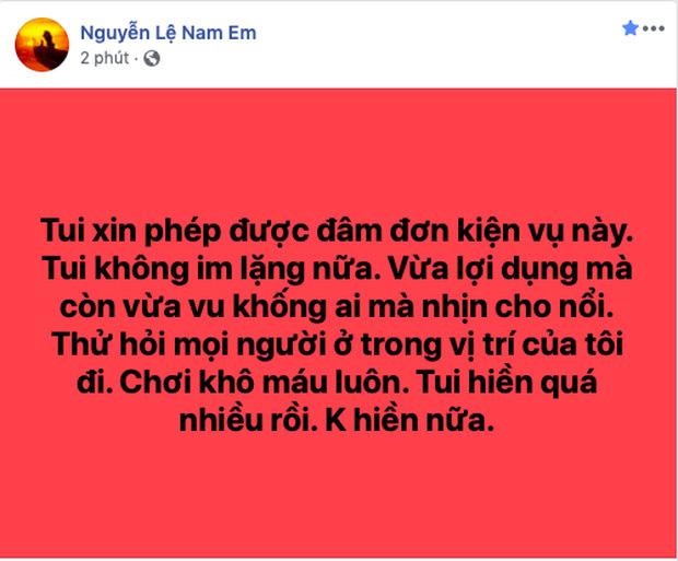 Sao Việt bị đồn là tiểu tam người phản ứng gay gắt, kẻ dọa đâm đơn kiện - Ảnh 3.