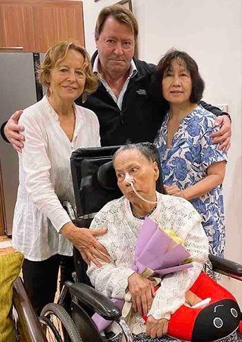 Vợ chồng Italy tìm lại ân nhân Việt sau 45 năm  - Ảnh 1.