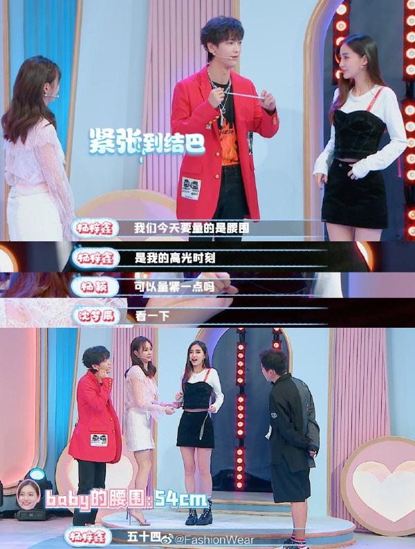 Lưu Diệc Phi, Phạm Băng Băng bị kiểm tra số đo cơ thể trên truyền hình - Ảnh 9.