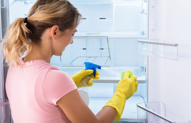 Vệ sinh đúng cách TV, tủ lạnh và các thiết bị điện để đón Tết  - Ảnh 2.