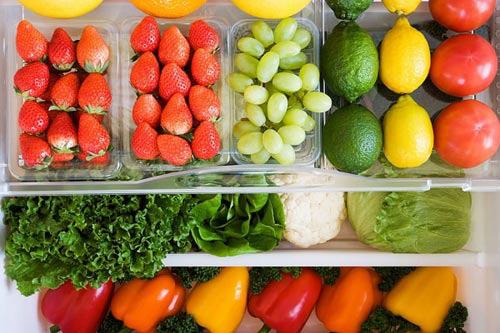 Bảo quản theo cách này, rau củ quả luôn được tươi lâu trong những ngày Tết - Ảnh 1.