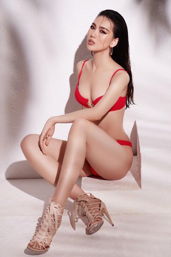 Hoa hậu sinh năm 1998 có làn trắng sứ hơn cả Ngọc Trinh kể chuyện tết xưa ở gia đình bên ngoại - Ảnh 2.