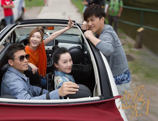 Phim truyện Trung Quốc mới trên VTV3: Quý ông hoàn hảo - Ảnh 3.