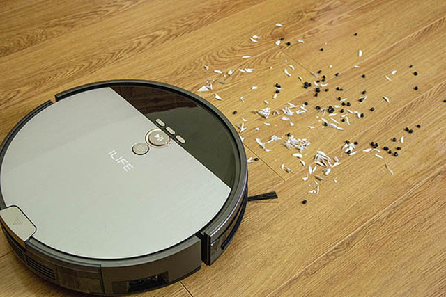 Mẹo dọn dẹp ngày Tết với robot hút bụi hiệu quả  - Ảnh 2.