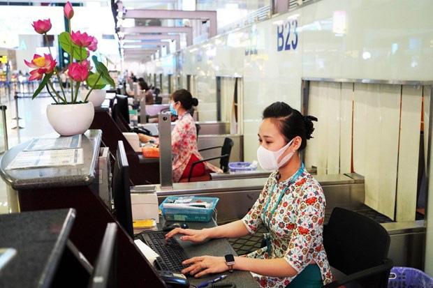 Hàng không Việt chủ động ứng phó với nguy cơ lây nhiễm virus Corona - Ảnh 1.