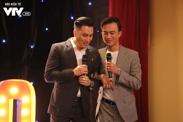Hồng Đăng - Mạnh Trường và Quốc Đam - Việt Anh tình bể bình trong Gặp gỡ diễn viên truyền hình 2020 - Ảnh 5.