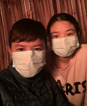 Cuộc sống của lưu học sinh Việt Nam ở Vũ Hán  - Ảnh 1.