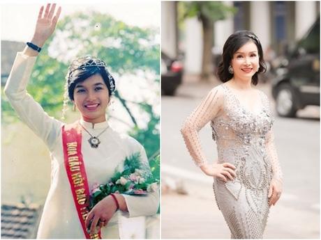 Cuộc sống của những Hoa hậu Việt Nam sau đăng quang - Ảnh 1.