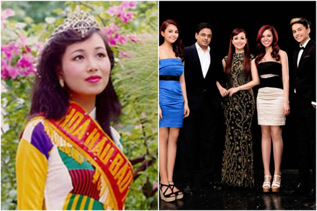 Cuộc sống của những Hoa hậu Việt Nam sau đăng quang - Ảnh 2.