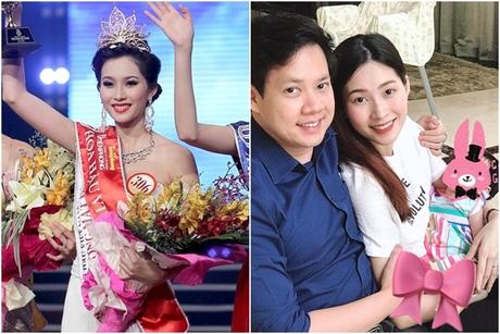 Cuộc sống của những Hoa hậu Việt Nam sau đăng quang - Ảnh 13.