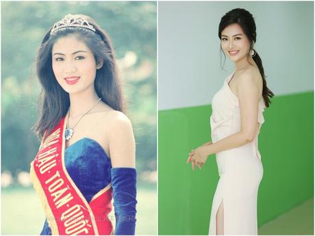 Cuộc sống của những Hoa hậu Việt Nam sau đăng quang - Ảnh 4.