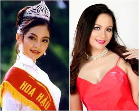 Cuộc sống của những Hoa hậu Việt Nam sau đăng quang - Ảnh 5.