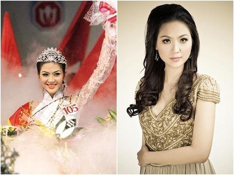 Cuộc sống của những Hoa hậu Việt Nam sau đăng quang - Ảnh 7.