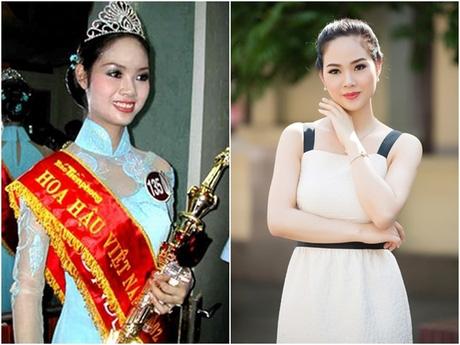 Cuộc sống của những Hoa hậu Việt Nam sau đăng quang - Ảnh 8.