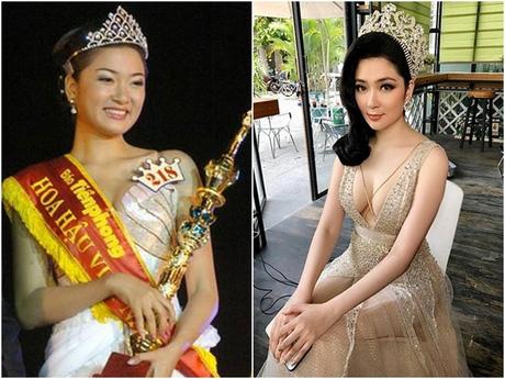 Cuộc sống của những Hoa hậu Việt Nam sau đăng quang - Ảnh 9.