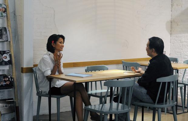 """H'Hen Niê bật mí về lần đầu lấn sân điện ảnh với vai """"đả nữ"""" - Ảnh 3."""